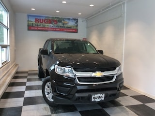 used 2019 Chevrolet Colorado LT Truck Crew Cab near poughkeepsie