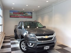 used 2016 Chevrolet Colorado LT Truck Crew Cab in rhinebeck ny