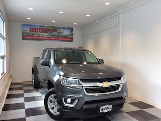 used 2016 Chevrolet Colorado LT Truck Crew Cab near poughkeepsie