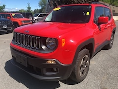 used 2015 Jeep Renegade Latitude 4x4 SUV in rhinebeck ny