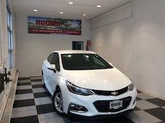 Used 2017 Chevrolet Cruze LT Auto Sedan under $11,000 for Sale in Rhinebeck
