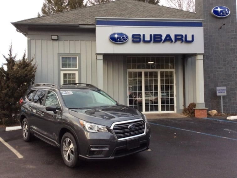 New 2019 Subaru Ascent Premium 8-Passenger SUV for sale in Rhinebeck, NY
