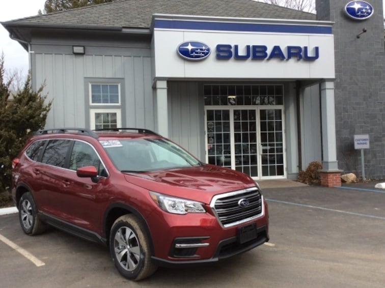New 2019 Subaru Ascent Premium 7-Passenger SUV for sale in Rhinebeck, NY