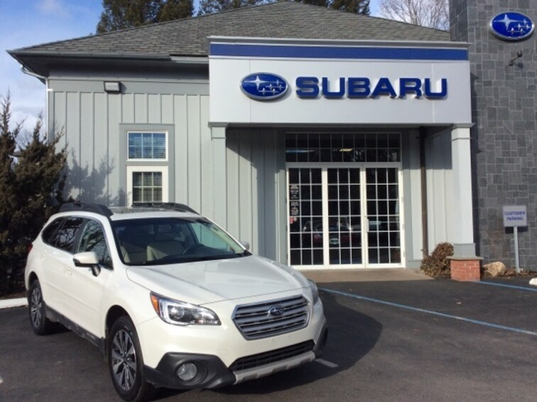 Used 2016 Subaru Outback 2.5i Limited SUV for sale in Rhinebeck, NY at Ruge's Subaru