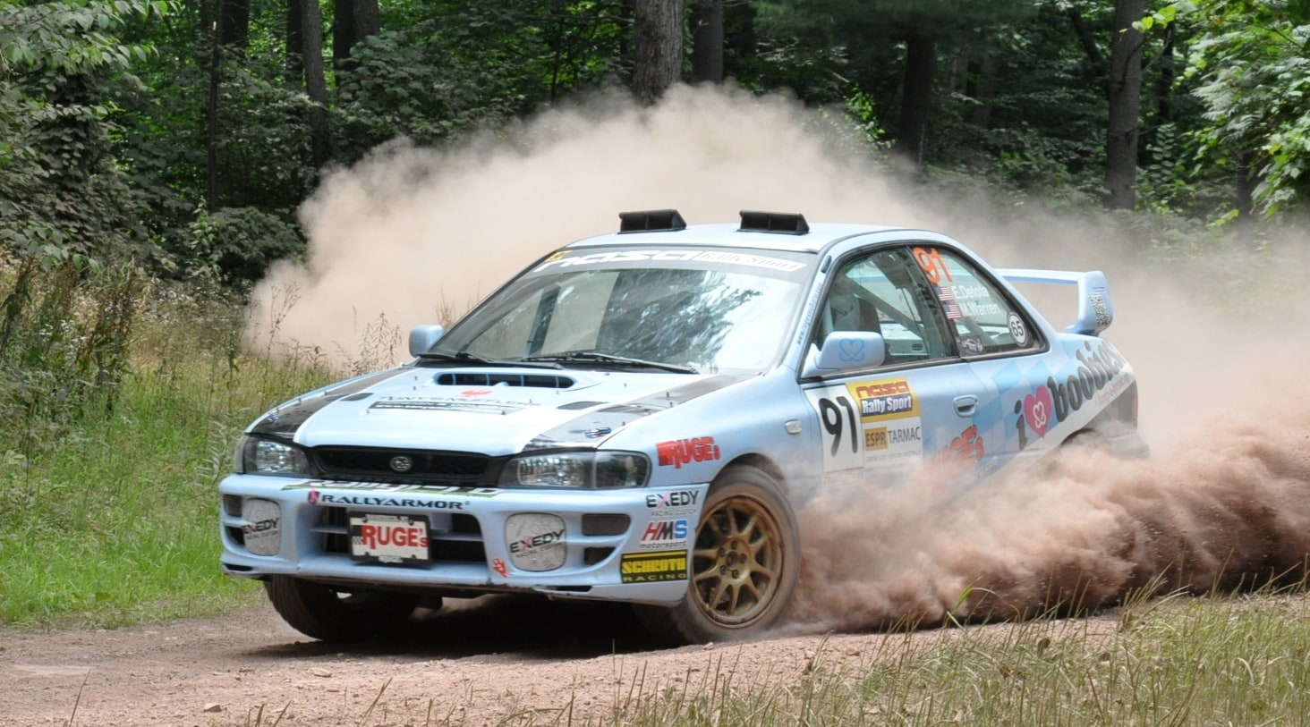 Ruge\'s Rally Car | Ruge\'s Subaru in Rhinebeck Serving Albany