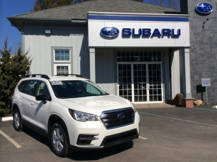 New 2019 Subaru Ascent Standard 8-Passenger SUV for sale in Rhinebeck, NY