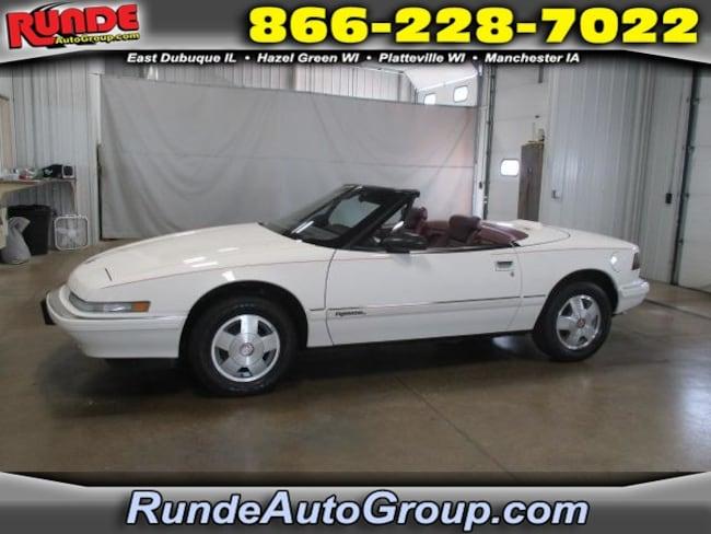 1990 Buick Reatta Base Convertible