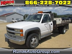 1998 Chevrolet C3500 HD Chassis Base Truck