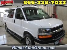 2017 Chevrolet Express 3500 LT Van Passenger Van
