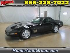 1993 Chevrolet Corvette Base Convertible