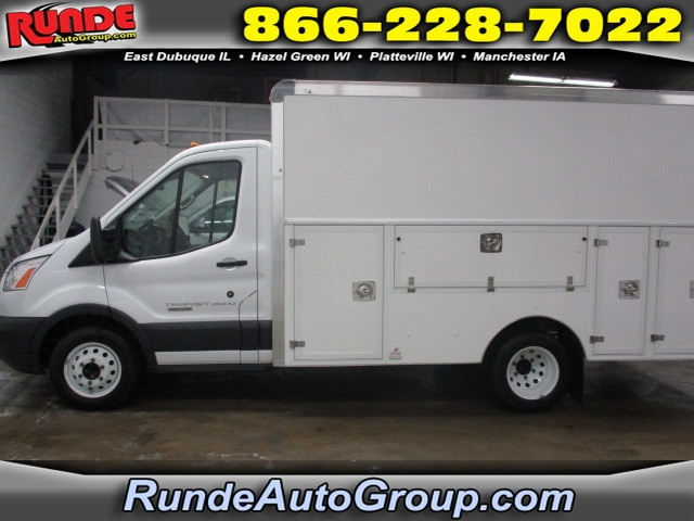 2018 Ford Transit Cutaway T-350 DRW 138 WB 10360 Gvwr