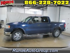 2008 Ford F-150 4WD Supercrew 139 XLT Pickup Truck