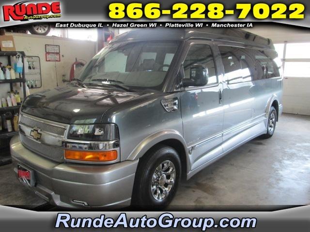 2016 Chevrolet Express Cargo Van Minivan/Van