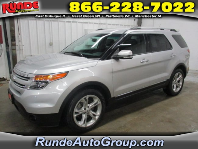 2014 Ford Explorer FWD 4dr Limited SUV