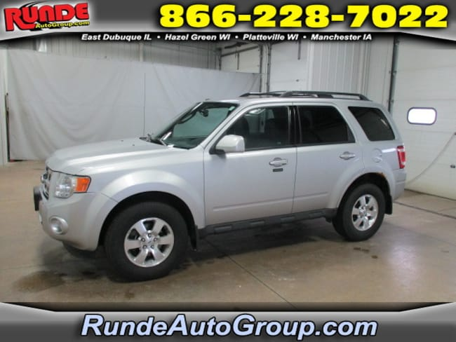 2012 Ford Escape 4WD 4dr Limited SUV