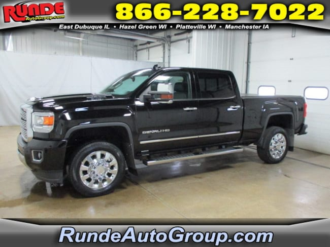 Used 2018 GMC Sierra 2500HD For Sale at Runde Ford | VIN