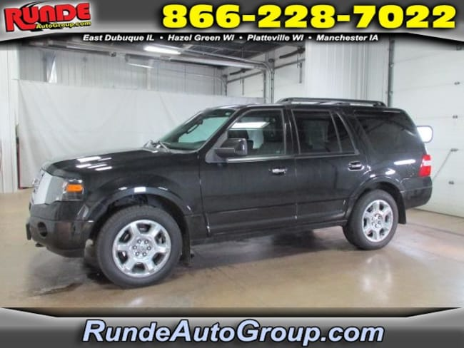 2014 Ford Expedition 4WD 4dr Limited SUV