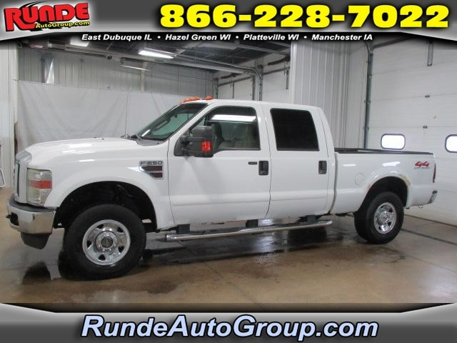 2008 Ford Super Duty F-250 SRW XLT Pickup Truck