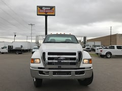2015 Ford F-650 XL Cab and Chassis