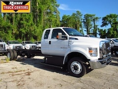 2018 Ford F-650-750 F-650 SD Diesel Straight Frame Commercial-truck