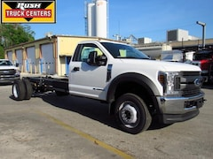 2018 Ford F-550 Chassis F-550 XL Commercial-truck