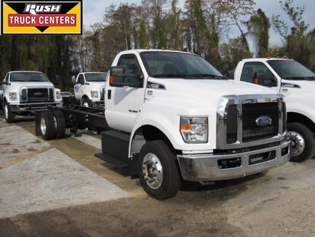 2017 Ford F-650-750 F-650 SD Diesel Straight Frame Commercial-truck