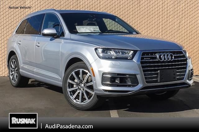 New 2019 Audi Q7 3.0T Premium Plus SUV Los Angeles Southern California
