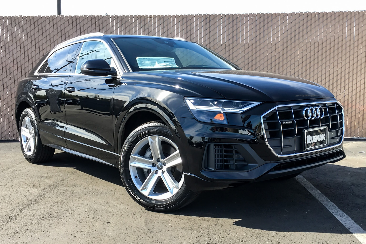 Buy Or Lease New 2019 Audi Q8 Los Angeles Vin Wa1avaf1xkd013386