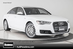 Certified Pre-Owned 2016 Audi A6 Southern California