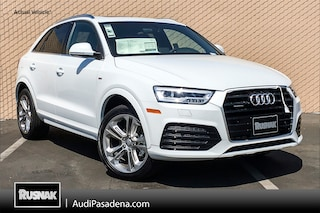 New 2018 Audi Q3 SUV Southern California