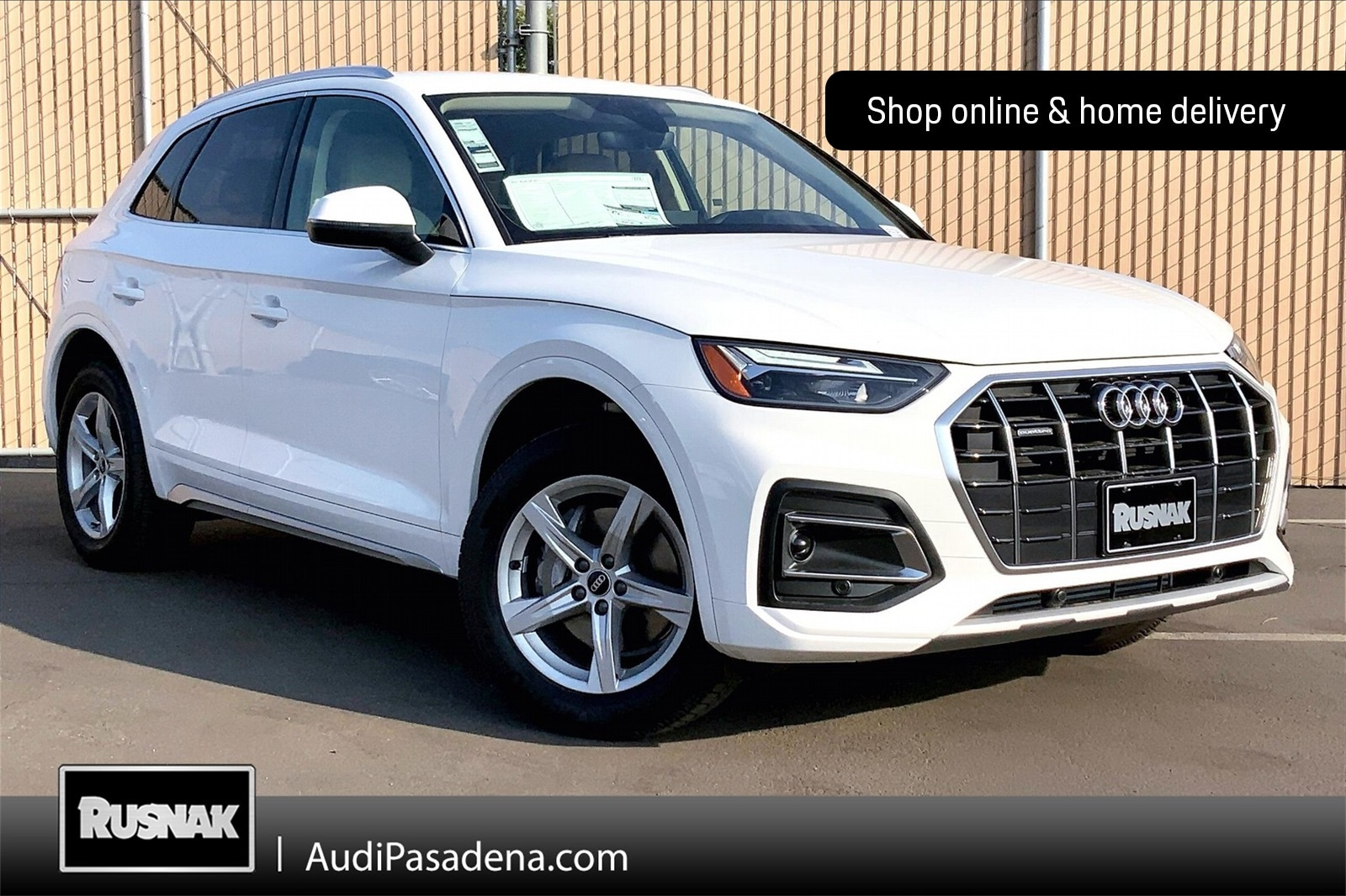 New 2021 Audi Q5 45 Premium SUV Los Angeles