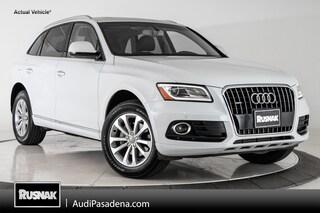 Certified Used 2016 Audi Q5 Premium Plus SUV Los Angeles Southern California