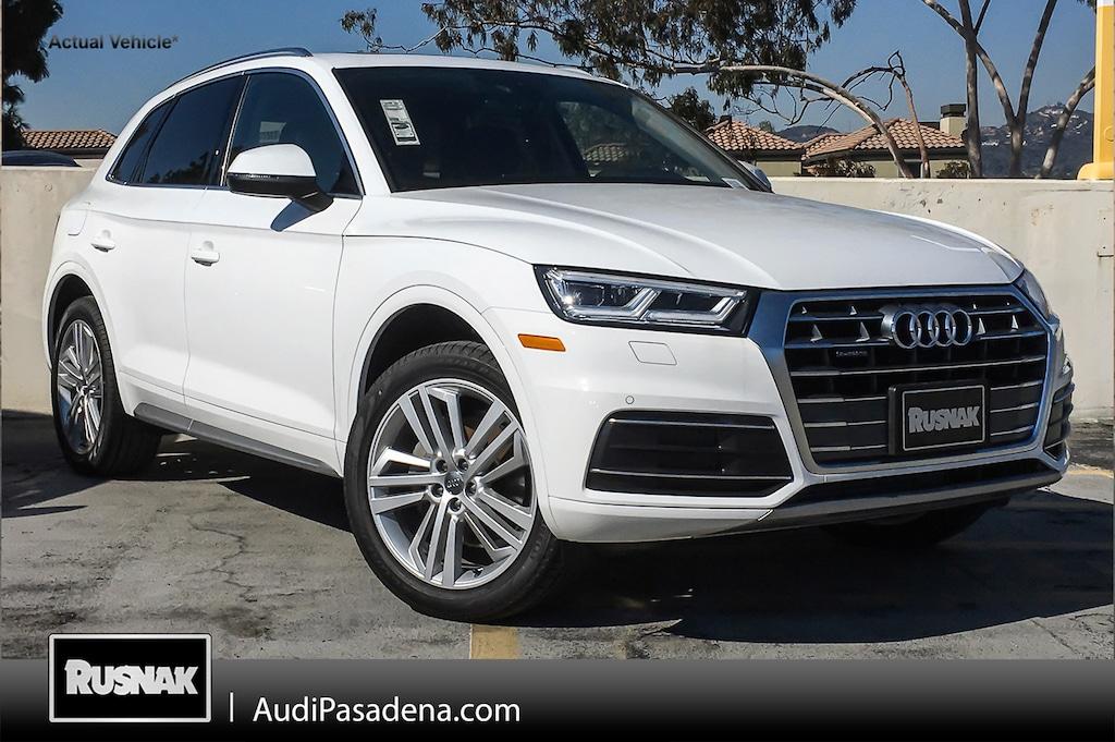 Audi Q5 Lease >> Buy Or Lease New 2019 Audi Q5 Los Angeles Vin