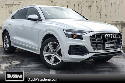 Buy Or Lease New 2019 Audi Q8 Los Angeles Vin Wa1avaf17kd016939
