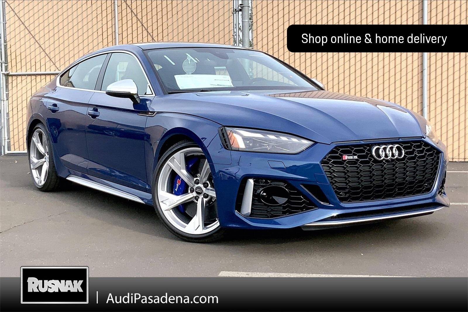 New 2021 Audi RS 5 2.9T Sportback Los Angeles