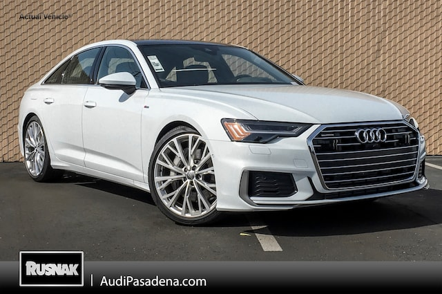 New 2019 Audi A6 3.0T Prestige Sedan Los Angeles Southern California