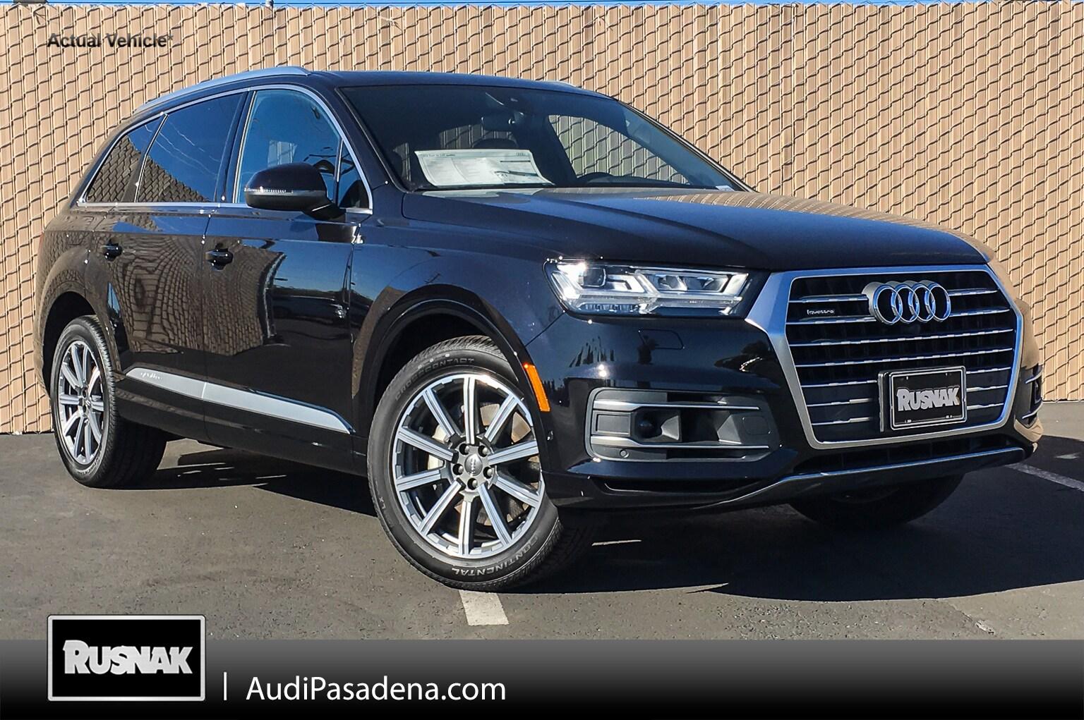 2019 Audi Q7 Galaxy Blue Audi Cars Review Release