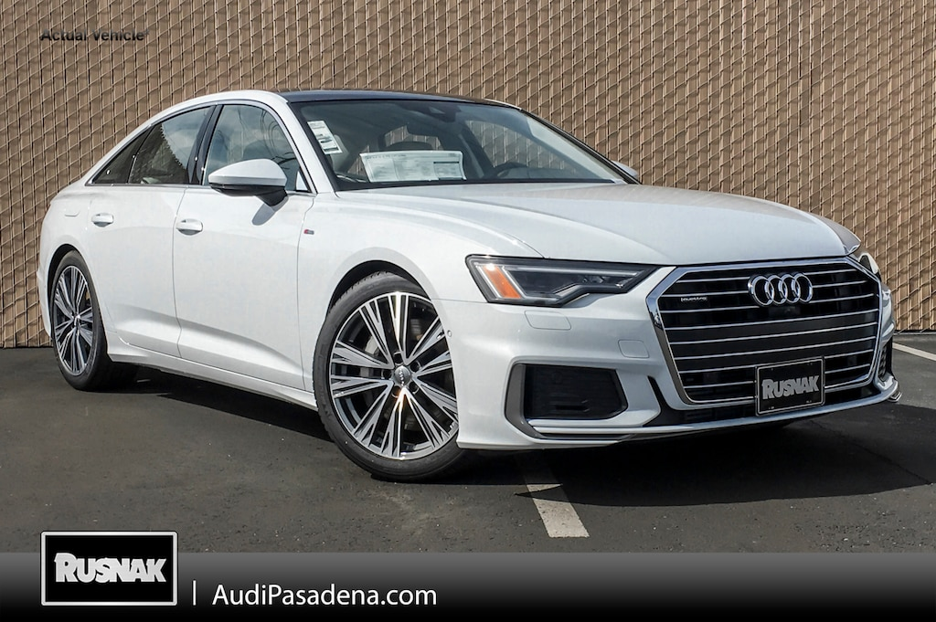 Buy Or Lease New 2019 Audi A6 Los Angeles Vin Waul2bf27kn049551