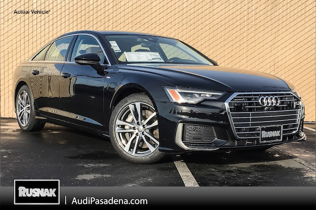 New 2019 Audi A6 3.0T Premium Plus Sedan Los Angeles Southern California
