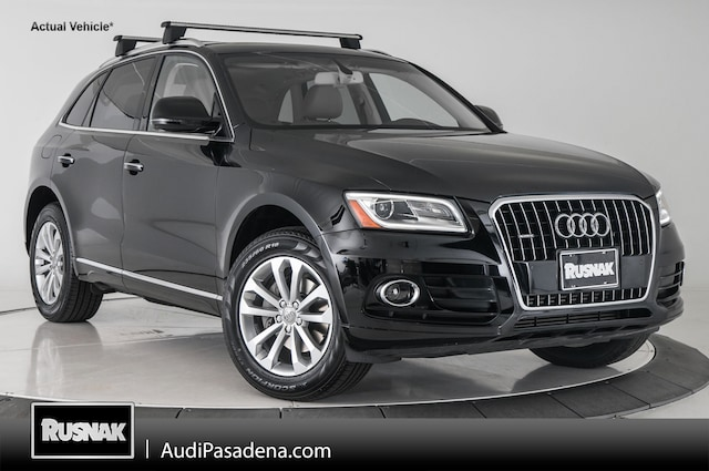 Certified Used 2016 Audi Q5 Premium Plus SUV Los Angeles Southern California