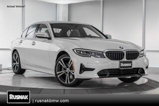 Used 2019 BMW 330i Sedan 4dr Car Los Angeles