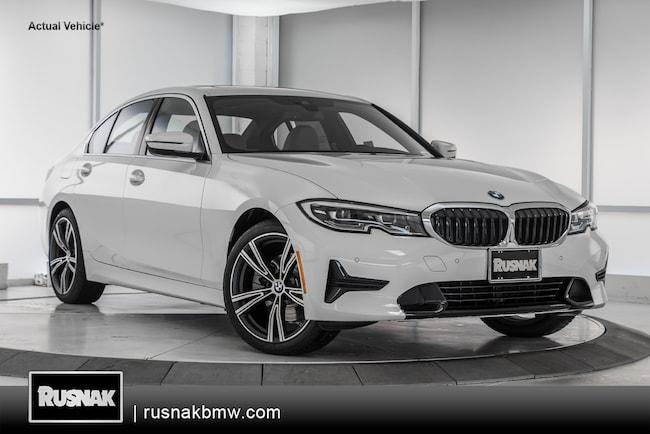New 2019 BMW 330i Sedan 4dr Car For Sale Los Angeles California