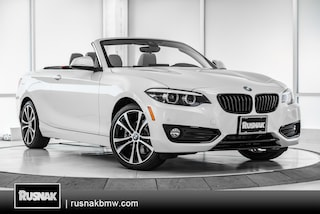 New 2020 BMW 230i Convertible Los Angeles California