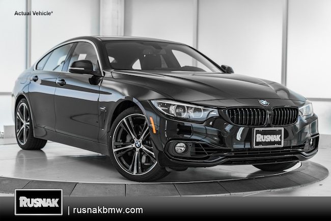 New 2019 BMW 440i Gran Coupe For Sale Los Angeles California
