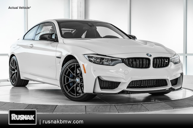 New 2019 BMW M4 Coupe For Sale Los Angeles California