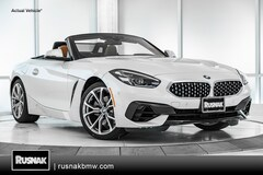 New 2019 BMW Z4 Convertible Los Angeles California