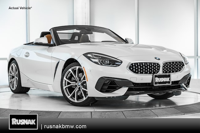 New 2019 BMW Z4 Convertible For Sale Los Angeles California