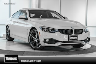 New 2019 BMW 430i Gran Coupe Los Angeles California