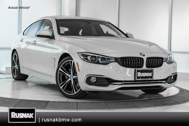 New 2019 BMW 430i Gran Coupe For Sale Los Angeles California