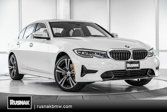 New 2019 BMW 330i For Sale Los Angeles California